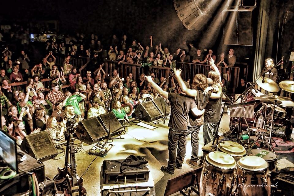 Photo credit: Jim Eckenrode Lukas Nelson and the Promise of the Real, Fox Theater Boulder
