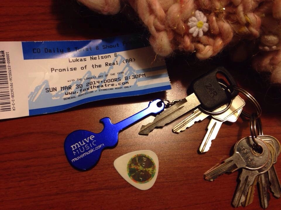 Jim's keys